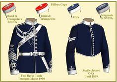 YEOMANRY-10 - Yorkshire dragoons ? Military Uniforms, Military Art, Military History, Military Fashion, British Army Uniform, British Uniforms, Army Names, English Army, Uniform Insignia