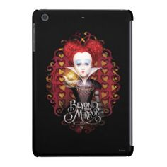 The Red Queen | Beyond the Mirror 2 iPad Mini Cases