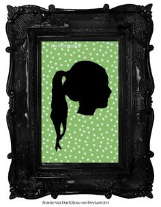 how to make silhouette portrait in photoshop