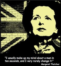 Wise and Famous Quotes of Margaret Thatcher