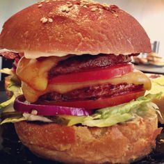 Share-A-Burger 30JUN2013 #70thEdition #SaveTheCheeseBurgerSaveTheWorld Changing The World & Sunday Evenings One Burger At A Time