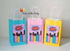 For teens bags for goody ideas