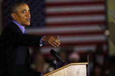 Barack Obama implied Donald Trump had set the US 'back 50 years' as a he spoke at a political rally in Newark, New Jersey
