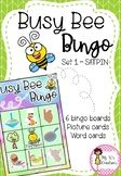 Browse over 220 educational resources created by Ms K's Kreations in the official Teachers Pay Teachers store. Bingo Set, Bingo Games, Bee Pictures, Bingo Board, Literacy Games, Picture Cards, Busy Bee, Best Games, Phonics