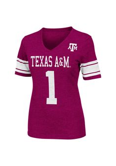 Texas A&M Aggies T-Shirt - Maroon Aggies Rebel Short Sleeve Tee http://www.rallyhouse.com/shop/texas-am-aggies-colosseum-15031498?utm_source=pinterest&utm_medium=social&utm_campaign=Pinterest-TexasAMAggies $26.00