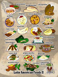 La comida latinoamericana 02