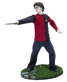 Harry Potter Gallery Collection Harry Potter Statue by Harry Potter. $211.46. Display with our Gallery Collection Voldemort Statue. Sculpted by master artisans at Gentle Giant Ltd. Crafted in 1:4 Scale. From the Manufacturer                In his 4th year as a student at Hogwarts School of Witchcraft and Wizardry, Harry Potter is selected to participate in the Tri-Wizard Tournament. It is during the 3rd task where Harry Potter soon comes face to face with Voldemort. Gallery C...