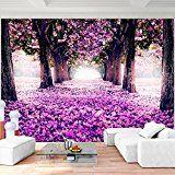 Fototapete Wald Park 352 X 250 Cm Vlies Wand Tapete Wohnzimmer Schlafzimmer  Büro Flur Dekoration Wandbilder