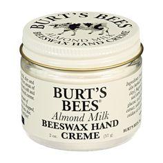 Burt's Bees Almond Beeswax Hand Creme 55g - feelunique.com