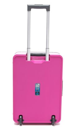 Now that's one suitcase you'd never lose on the luggage belt. So fun!