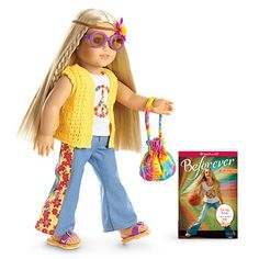 American Girl Doll Julies world.