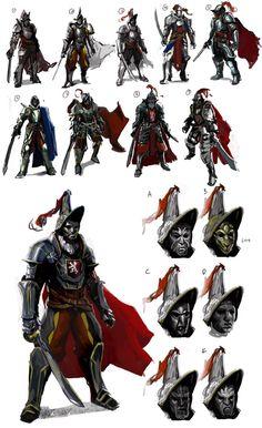 Papal Armors