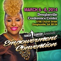 Register Two For The Price Of One To Attend THE EMPOWERMENT CONVENTION