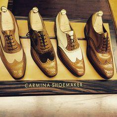 Carmina Shoemaker . Style 922 Rain last . #Goodyearwelted #mensshoes #stylish #mensfashion #menswear #mallorca #Spain