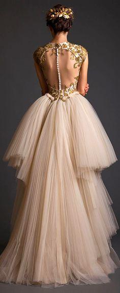 Krikor Jabotian Couture 2014