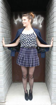 Adrienne Vittadini Active skirt (12) | Mlle Frivole