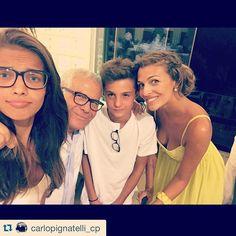 #CristinaChiabotto Cristina Chiabotto: F*R*I*E*N*D*S #Ostuni #gruppovacanzeTorino #love #summer2015 #estateaddoso