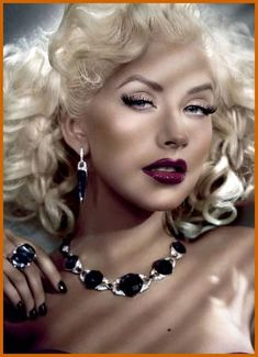 Christina Aguilera?s Jewelry Ad for Stephen Webster