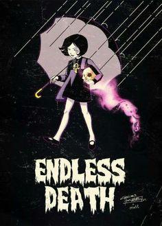 Endless Death by Charles Holbert Jr.