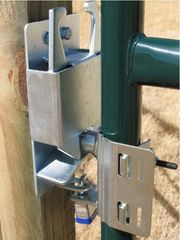 Automatic Gate Latch Cattle Corral Gate Latch Steel