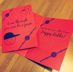 Happy Rakhi for Sister by VibranceDesigns on Etsy, $5.00