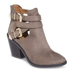 taupe ankle boot  |  Target <3