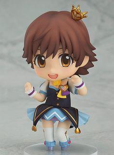 iDOLM@STER Cinderella Girls - Honda Mio - Nendoroid - Nendoroid Co-de - My First Star Co-de (Good Smile Company)