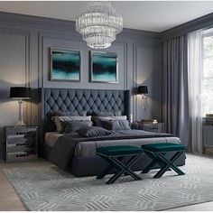 Posh bedroom images today || Feel the wilderness straight from your property and maintain the newest interior design trends || #luxuryhouse #inspirations #designs || Explore more: http://homeinspirationideas.net/category/room-inspiration-ideas/bedroom