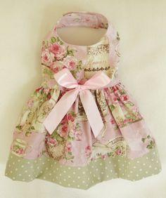 Pink Tea Rose Dress