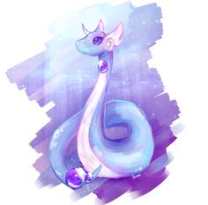 Dragonair by KurageKiss on DeviantArt