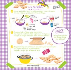 recette de merveilles