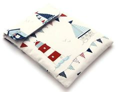 Ipad Cover  Sailing Boats by WhimsyWooDesigns on Etsy, £18.00
