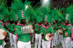 This is a costume of Rio´s carnaval