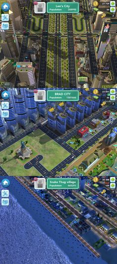 48 Best SimCity Buildit images in 2017 | Other people, Cities, City