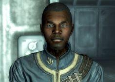 """Jeux vidéo : ah ! si on pouvait avoir ces profs dans la vraie vie... Edwin Brotch """"Fallout 3"""""""