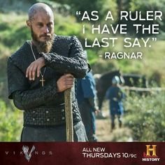 'Vikings' Season New Images Lead To Speculation About Ragnar Lothbrok's Fate & More — Inquisitr News Viking 1, Viking Series, Vikings Tv Series, Vikings Tv Show, Travis Vikings, King Ragnar Lothbrok, Vikings Season 4, Scandinavian Fashion, Popular Tv Series