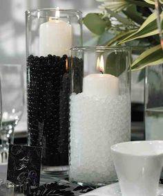 Black & White party ideas