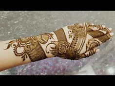 1541 Best Beautiful And Stylish Mehendi Design Of Arab Khaleeji And
