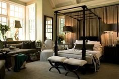bedroom by mcalpine booth & ferrier