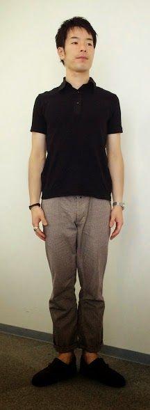 Y's Wardrobe: 20140604 #STYLE #FASHION