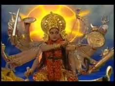 MAHISHASUR VADH - YouTube