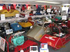 Top of the Lake Snowmobile Museum in Naubinway MI