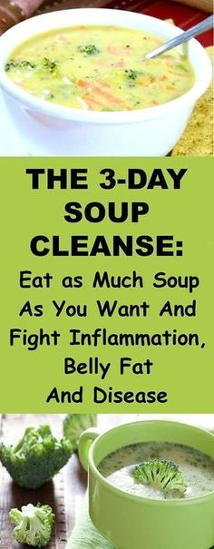 There are many benefits soup cleanses can provide to you including reduced inflammation increased energy levels disease prevention cell rejuvenation weight loss and lest but not least clear skin. Healthy Soup, Get Healthy, Healthy Recipes, Soup Recipes, Cooking Recipes, Detox Recipes, Drink Recipes, Soup Cleanse, Cleanse Diet
