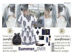 """Summer is Over...Sadly"" by gemique ❤ liked on Polyvore featuring Olivia Burton, Chloé, Royce Leather, Banana Republic, Bobbi Brown Cosmetics, Clinique and OPI"