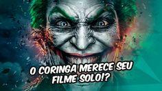 O Coringa merece seu filme solo!? https://youtu.be/bF248M7NQ5k