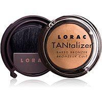 Lorac - Matte Tan TANtalizer Baked Bronzer in  #ultabeauty