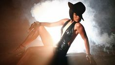 Noir Rihanna