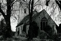 Borley Church, Essex (UK). Probably once the most haunted church in the world, Borley's ancient stones have witnessed many spooky things – phantom footsteps, ghostly organ music, voices and unexplainable lights.