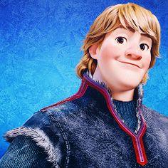Kristof from Frozen