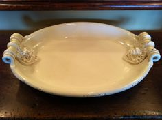Great hand thrown ceramic platter